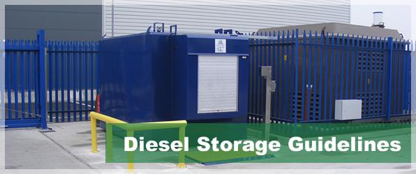 Diesel Storage Guidelines