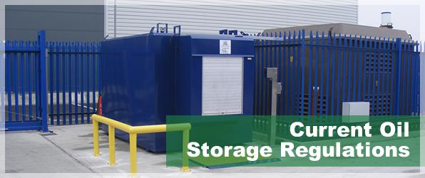 Current Oil Storage Regulations