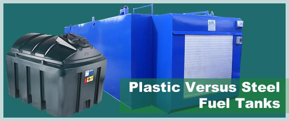 Plastic VS. Steel Fuel Tanks